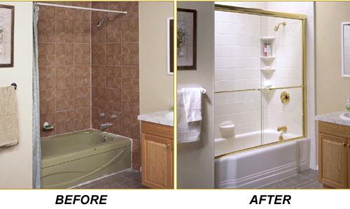 Total bathroom remodeling for Total bathroom remodel